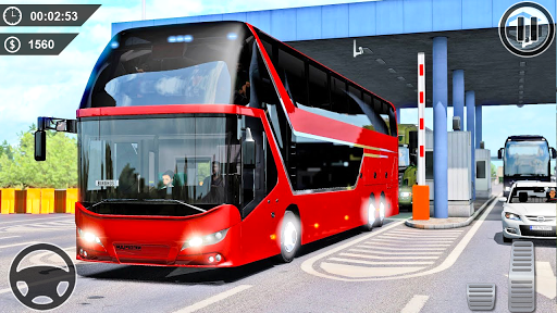 Luxury Tourist City Bus Driver ud83dude8c modavailable screenshots 4