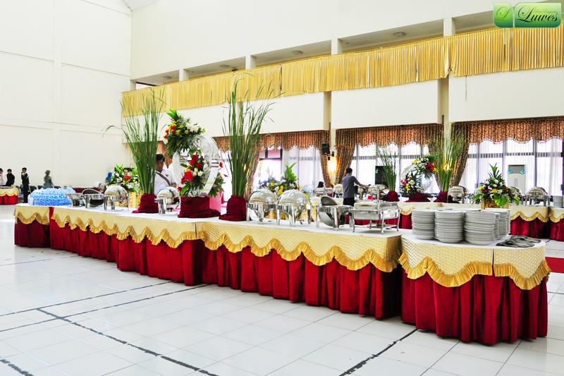dekorasi untuk pernikahan gedung