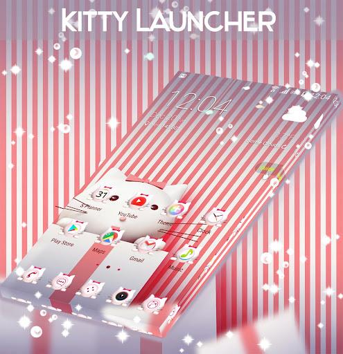Kitty Launcher Theme ss2