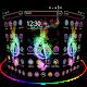 Hologram Neon Music theme (app)