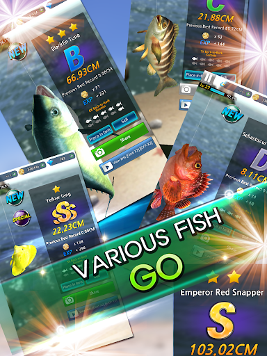 Monster Fishing 2018 0.0.51 screenshots 15