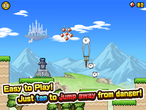 Go! Go! Pogo Cat android2mod screenshots 15