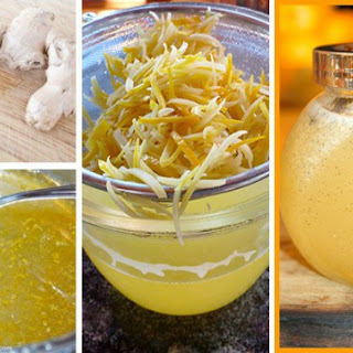 Infuse Your Honey With Ginger In 20 Minutes For A Quick Immune Sustem Boost