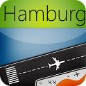 Hamburg Airport+Flight Tracker icon