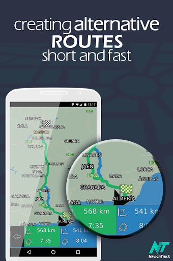 玩免費遊戲APP 下載Truck GPS Navigation app不用錢 硬是要APP