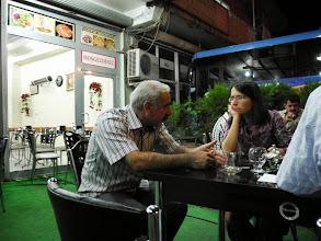 Photo: with Roni War, Kurdish writer writing in Kurmanji dialect, Mardin, North Kurdistan (Turkey)