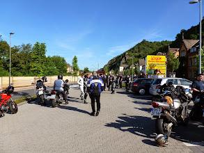 Photo: Treffpunkt in Braubach