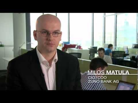 ZUNO BANK AG and Soitron on working with 2Ring (Cisco Preferred Solution Developer)