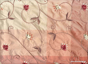 Photo: Soul of Spring 24 - 100% Silk Taffeta Embroidery