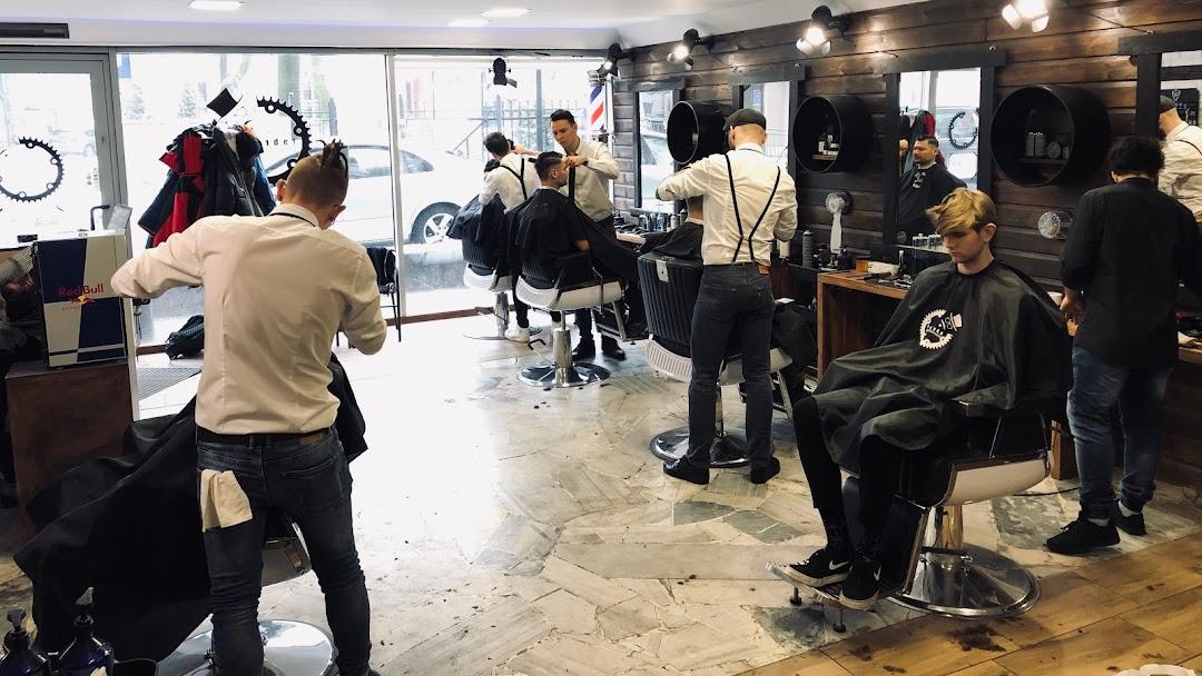 Fabryka Gentlemenów Barber Shop Salon Fryzjerski Barber W Gliwicach