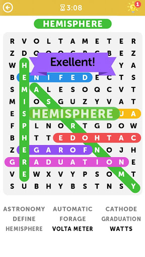 Word Search  screenshots 11