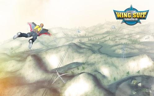 WingSuit Simulator 3D- screenshot thumbnail