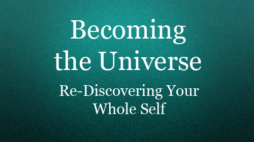 Becoming the Universe