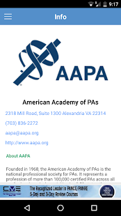 AAPA - náhled