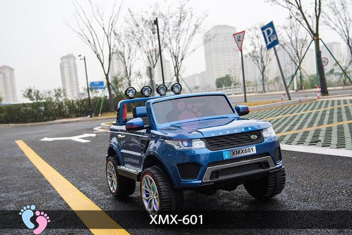 Xe hơi điện đồ chơi trẻ em XMX-601 2