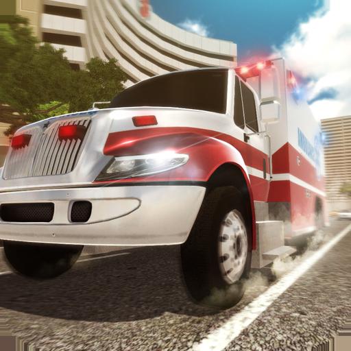 City Ambulance – Rescue Rush - APK MOD RACK - Dinheiro Infinito