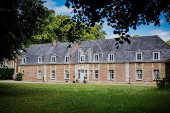château à Campagne-lès-Hesdin (62)