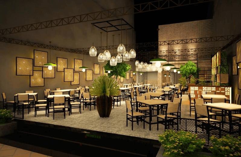 Tại sao nên sử dụng đèn trang trí trong các nhà hàng