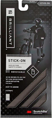 Brilliant Reflectives Stick-on Strips alternate image 1