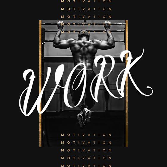 Motivation & Work - Instagram Post Template