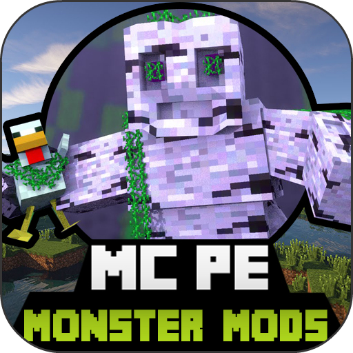 MONSTER MODS For MCPE