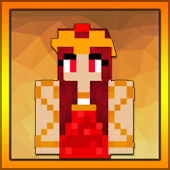 Princess skins for minecraft