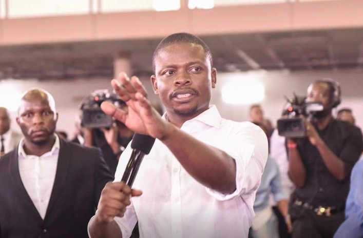 Shepherd Bushiri returned to preach to his congregants on February 10 2019.