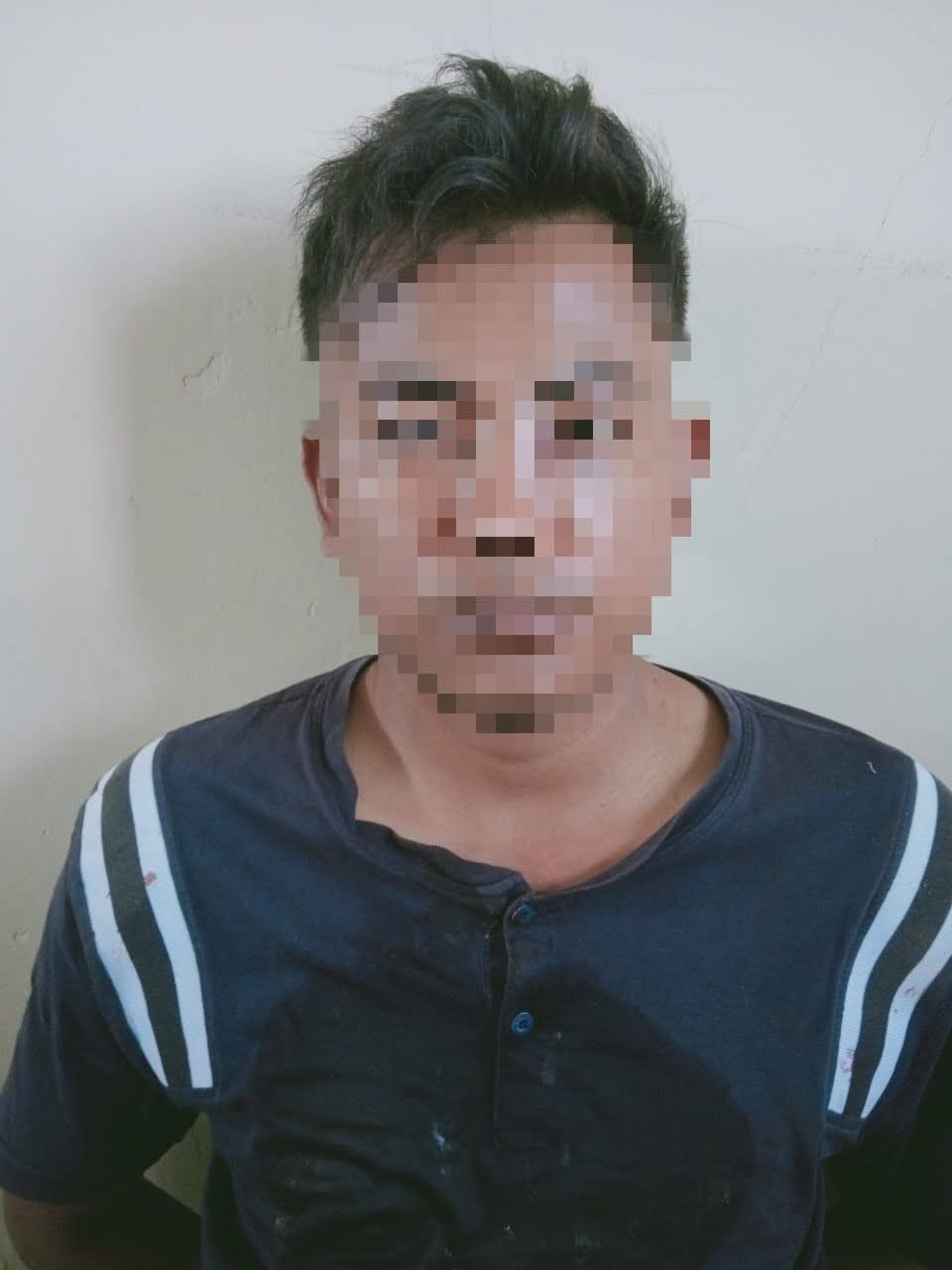 Berhasil Diciduk Polisi Penjual Senjata Api Ilegal di Tubaba