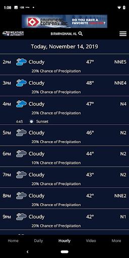 3340 Weather screenshot 2