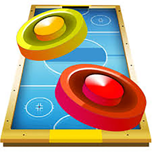 Air hockey 2 players for PC and MAC