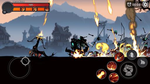Code Triche Stickman Master: League Of Shadow - Ninja Legends  APK MOD (Astuce) screenshots 1