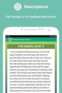 Tennis: Personal Trainer- screenshot thumbnail