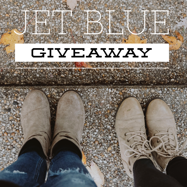 $150 Jet Blue Gift Card Giveaway