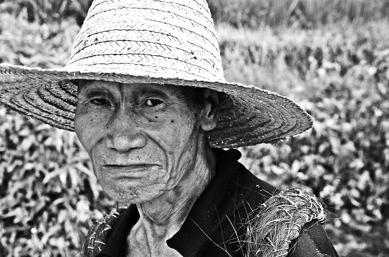 Ritratto contadino  di Migliu