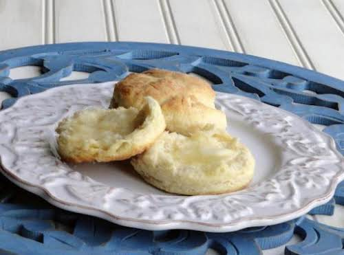 """Sour Cream Biscuits """"I just made these! They were WONDERFUL! I make..."""