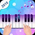 Real Piano - Piano keyboard 2018 icon