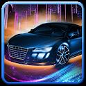Neon Horizon Race icon