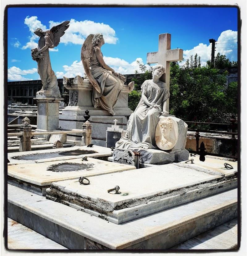 Cementerio de Reina - Cienfuegos (Cuba) di robypsycho