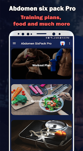 Six Pack in 30 Days - Abs Workout and Diets screenshot 1