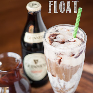 Chocolate Guinness Float