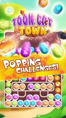 Toon Cat Town - Toy Quest Story Tune Blast Gamesのおすすめ画像4