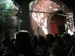 Photo: dia 2.10: Casa Talaverna, onde sao organizadas algumas leituras.