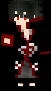 Sasuke Nova Skin