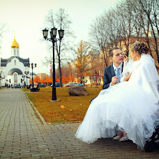 Wedding photographer Aleksandr Provalov (provalovsasha). Photo of 09.10.2015