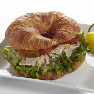 Croissant Sandwich Lunch Recipes