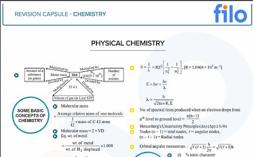 Formula sheet thumbnail