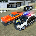Police Chase vs Thief: Racing and Shooting Pursuit icon