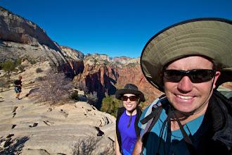 Photo: Zion Angels Landing Hike 259