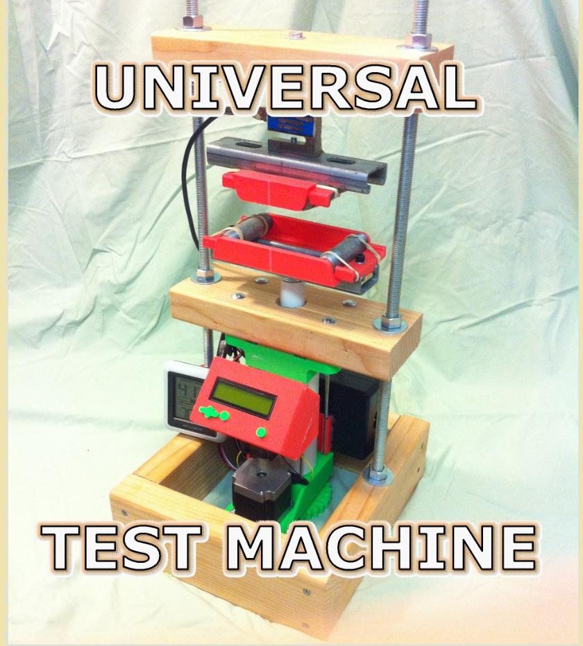 Michael's Universal Test Machine