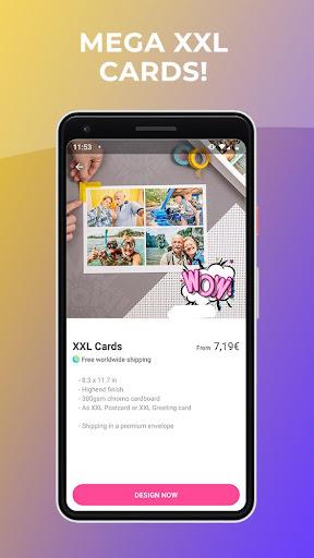 MyPostcard Postcard App 1.88.1 screenshots 5